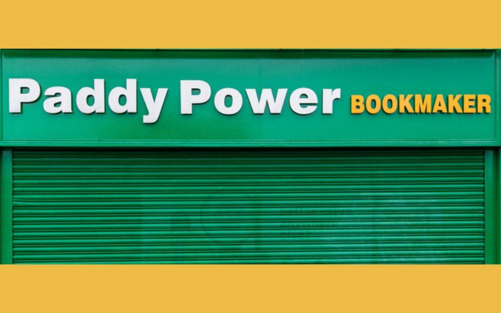 Paddy Power bookmekers