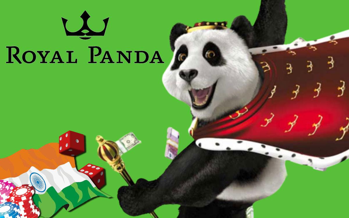 Royal Panda website is the Casino Games